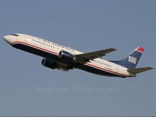 N441US - US Airways Boeing 737-400
