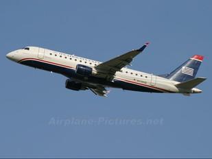 N110HQ - US Airways Express Embraer ERJ-170 (170-100)