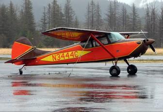 N3444C - Private Cessna 170
