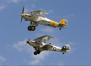G-BURZ - Historic Aircraft Collection Hawker Nimrod II