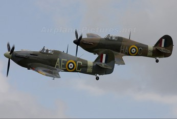 G-HURR - Spitfire Hawker Hurricane Mk.I (all models)