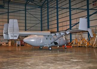 YS-09N - El Salvador - Air Force Israel IAI Arava 201