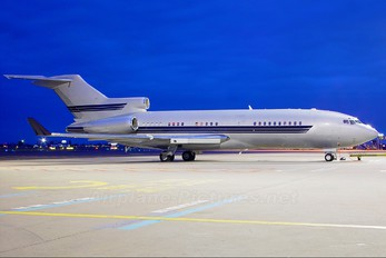 N908JE - Private Boeing 727-30