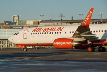 D-ABBD - Air Berlin Boeing 737-800