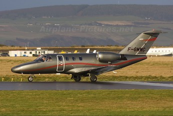 F-GMMC - Private Cessna 525 CitationJet