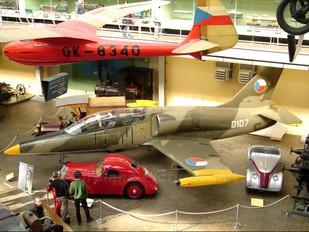 0107 - Czech - Air Force Aero L-39C Albatros