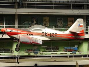 OK-IRF - Private Zlín Aircraft Z-50 L, LX, M series