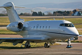 A9C-DAR - Avcon Jet Bombardier BD-100 Challenger 300 series