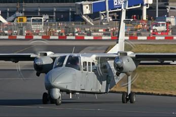 G-GMPB - UK - Police Services Britten-Norman BN-2T-4S Islander