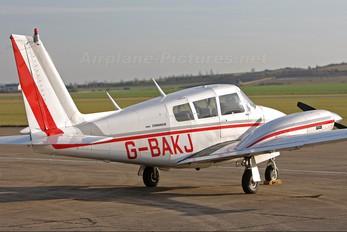 G-BAKJ - Private Piper PA-30 Twin Comanche