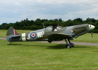 G-CCZP - Private Supermarine Spitfire Mk.26 (replica)