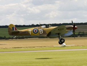 G-LFVC - Historic Flying Supermarine Spitfire LF.Vc