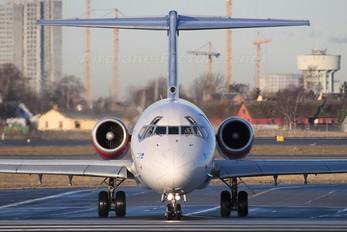 LN-ROM - SAS - Scandinavian Airlines McDonnell Douglas MD-81