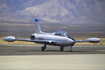 N154TP - National Test Pilots School Aermacchi MB-326M Impala