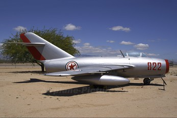 822 - Korea (North) - Air Force PZL Lim-2
