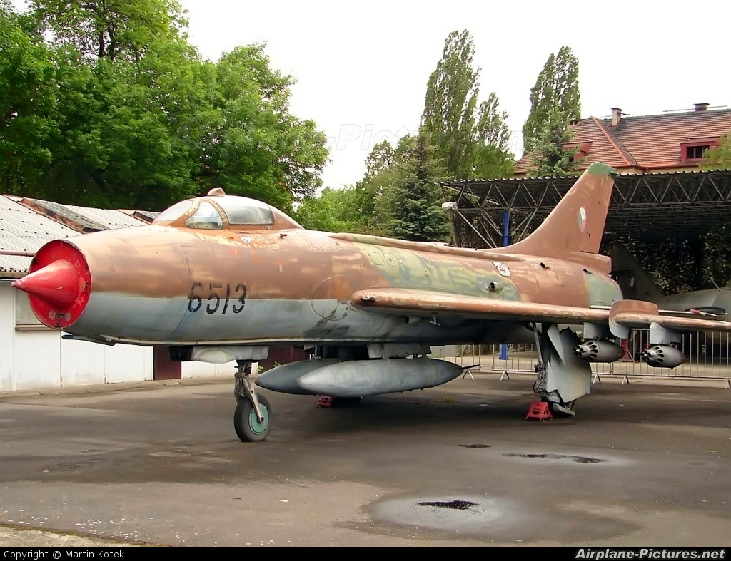 Czechoslovak - Air Force 6513 aircraft at Prague - Kbely, Letecké muzeum