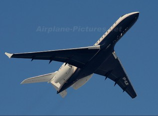 VP-BJN - Jet Aviation Bombardier BD-700 Global 5000