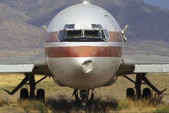 N901RF - Kitty Hawk Air Cargo Boeing 727-200F (Adv)