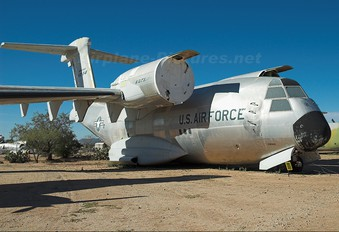 72-1837 - USA - Air Force Boeing YC-14A