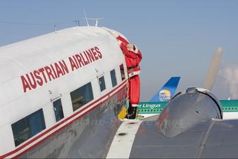 OE-LBC - Austrian Airlines/Arrows/Tyrolean Douglas DC-3