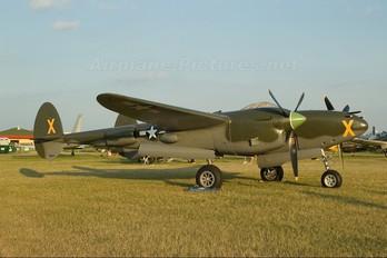 NX79510 - Private Lockheed P-38 Lightning