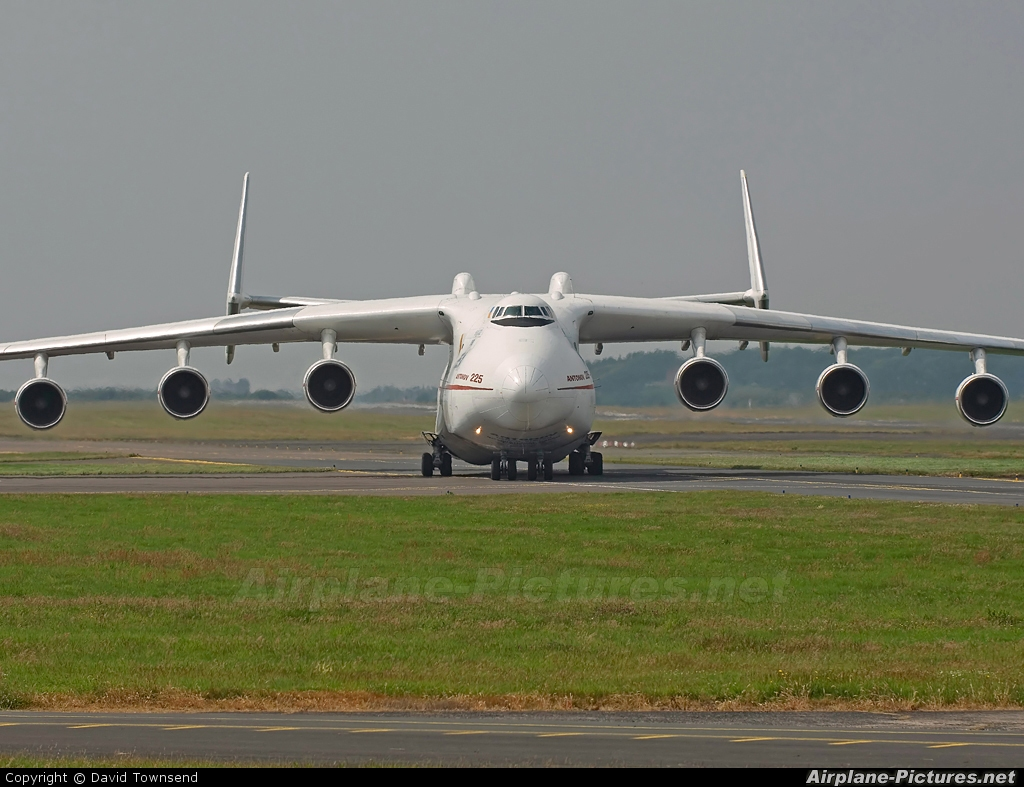 Antonov Airlines /  Design Bureau UR-82060 aircraft at Prestwick