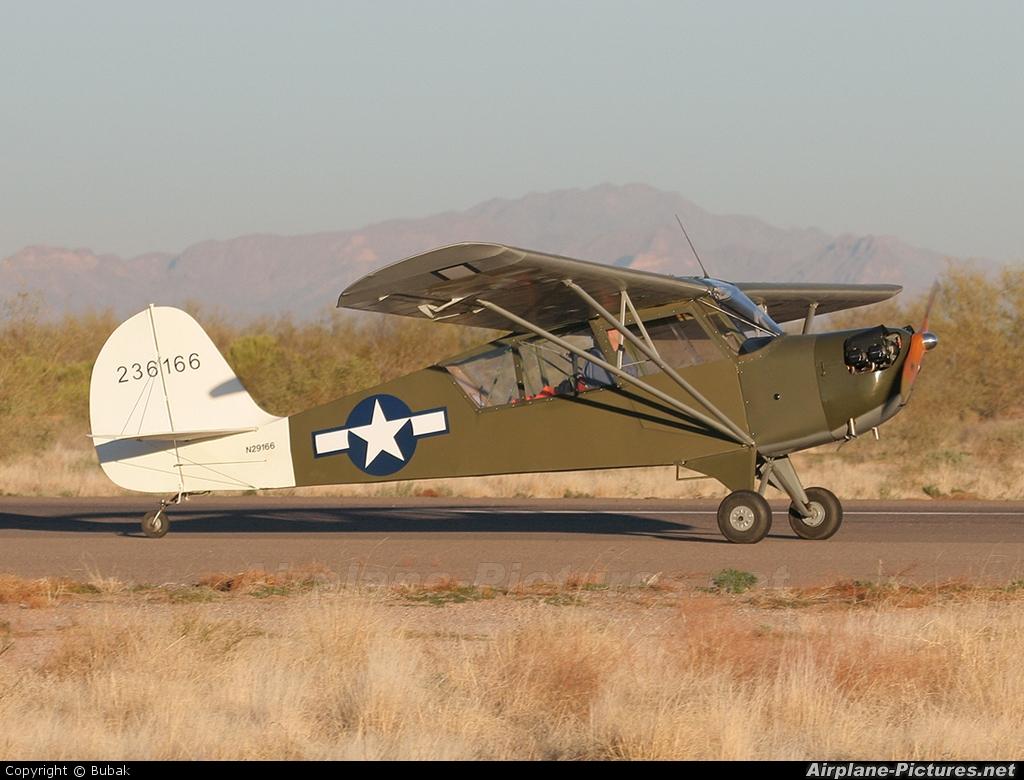 Private N29166 aircraft at Coolidge Municipal