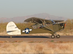 N29166 - Private Aeronca Aircraft Corp 65 Super Chief