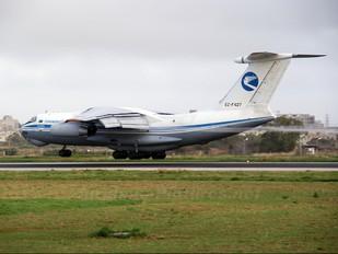 EZ-F427 - Turkmenistan Airlines Ilyushin Il-76 (all models)