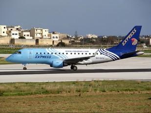 SU-GCU - Egyptair Express Embraer ERJ-170 (170-100)