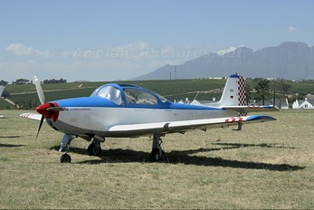 ZU-FWP - Private Piaggio P.149 (all models)