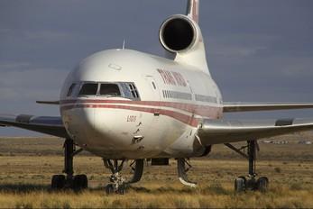 N31023 - TWA Lockheed L-1011-50 TriStar