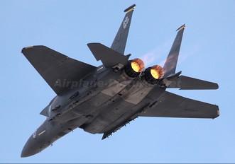 89-0495 - USA - Air Force McDonnell Douglas F-15E Strike Eagle
