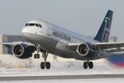 N634MX - Mexicana Airbus A319 aircraft