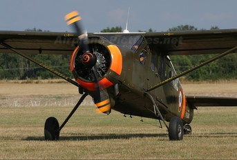 F-GJAC - Private Max Holste MH.1521 Broussard
