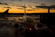 - - SAS - Scandinavian Airlines Boeing 737-600 aircraft