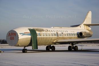 SE-DAA - SAS - Scandinavian Airlines Sud Aviation SE-210 Caravelle