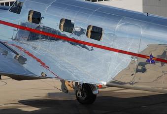 NC18906 - Private Lockheed 12 Electra Junior