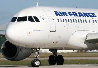 F-GRHR - Air France Airbus A319