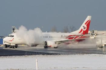 SP-LLE - Nayzak Air Transport Boeing 737-400