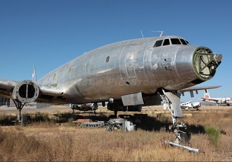 N105CF - Private Lockheed L-1049B Super Contellation
