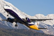 G-OZBH - Monarch Airlines Airbus A321 aircraft