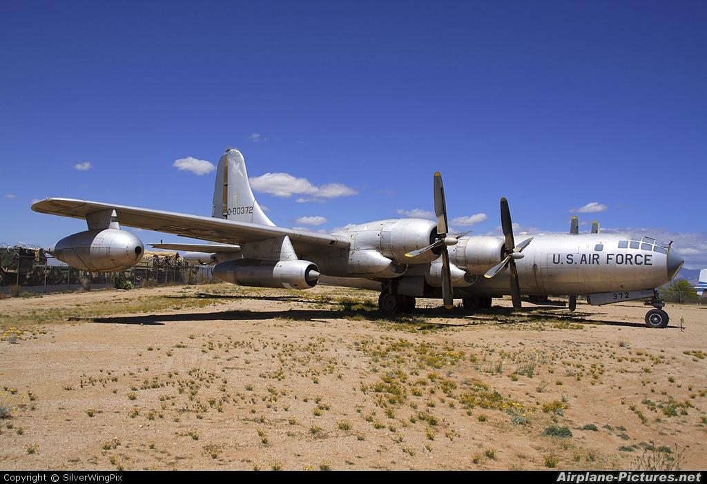 USA - Air Force 49-0372 aircraft at Tucson - Pima Air & Space Museum