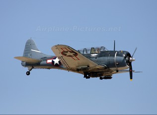 NL826A - Private Douglas SBD-4S Dauntless