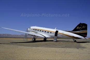 N145RD - Baja Air Douglas DC-3TP Turbo Dakota