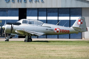 SP-YBD - Private PZL TS-8 Bies