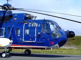 G-BFFJ - British International Sikorsky S-61N