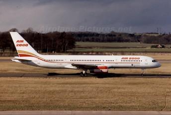 G-OOOS - Air 2000 Boeing 757-200