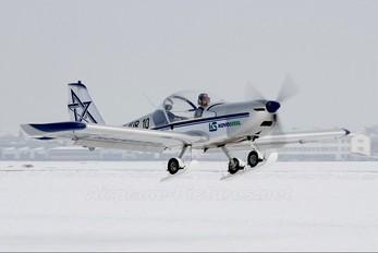 OK-IUR 10 - Private Evektor-Aerotechnik EV-97 Eurostar