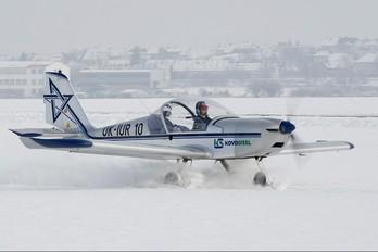 OK-IUR10 - Private Evektor-Aerotechnik EV-97 Eurostar